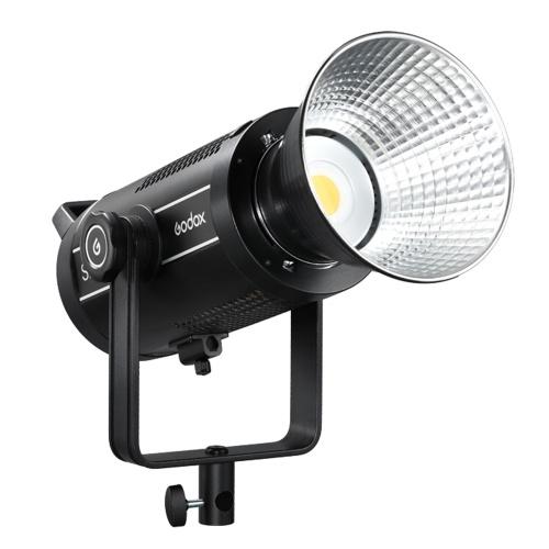 Godox SL200II 200W LED-Videoleuchte mit Tageslichtausgleich für Bowens