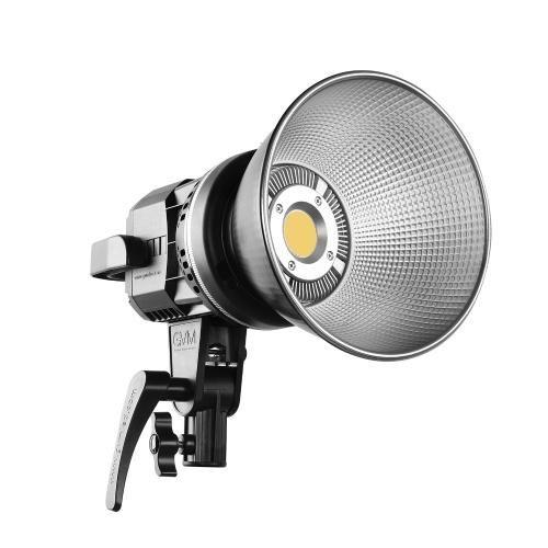 GVM P80S 80W Fresnel Light 5600K Светодиодная видеолампа
