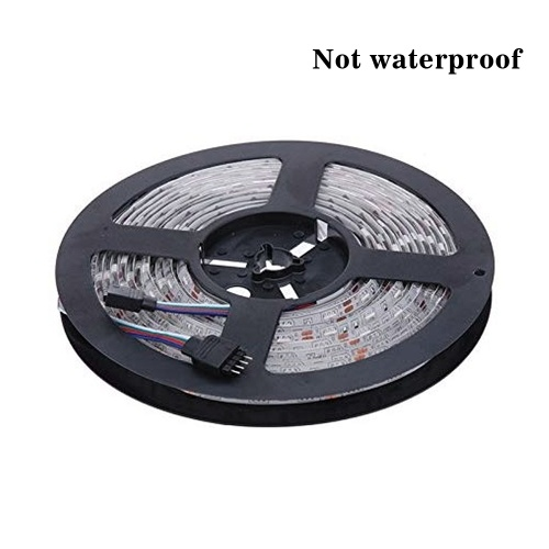 10m / 33ft 5050 LED Light RGB Lamp Strip with 44 Key IR Remote Nonwaterproof Lighting Set Suitable for Indoor