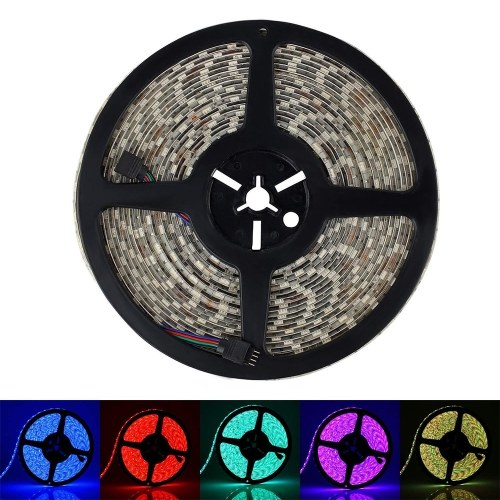 Tira de lámpara RGB de 10 m / 33 pies 5050 LED con 44 teclas de control remoto IR a prueba de agua