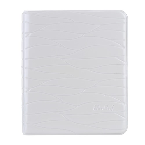 PVC Photo Album Water-Resistant with 64 Pockets for Fujifilm Instax Mini8 3 Inch Picture Gift