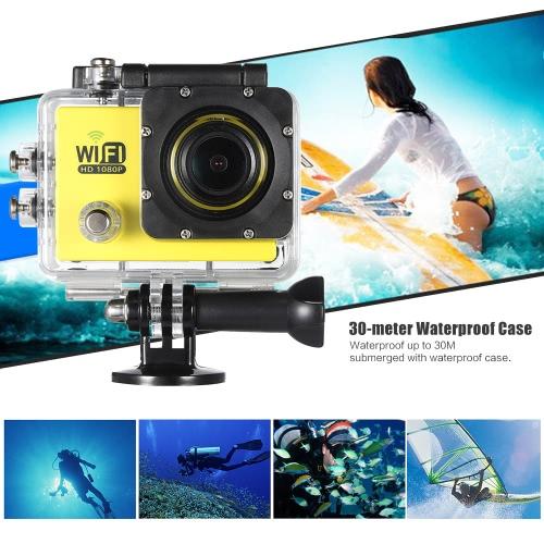 Full HD Wifi Action Sports Camera DV Cam