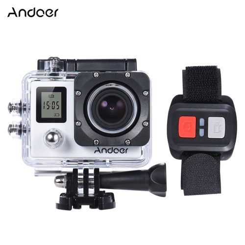 Andoer H8R 4K 30fps-1080P 60fps Full HD Action Camera