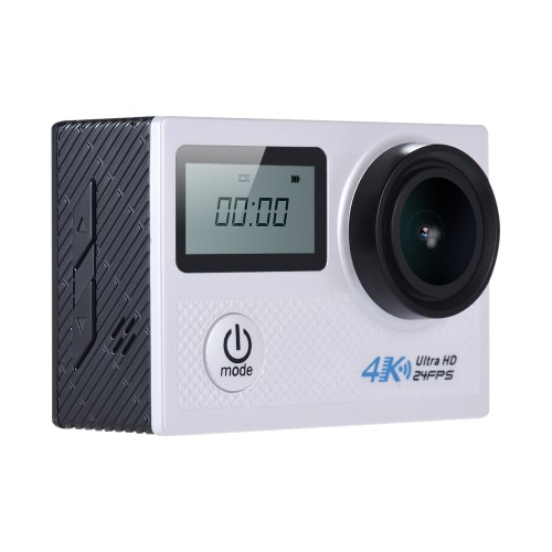 4K 24fps WiFi Sports Action Camera