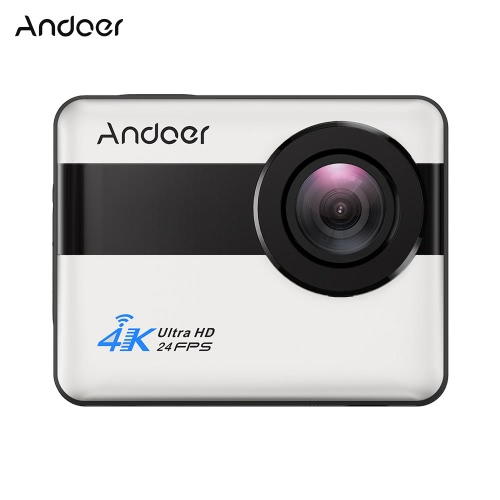 Aparat fotograficzny Andoer AN1 4K WiFi Sports Action