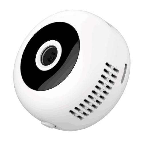 Mini Wearable Camera 1080P IP Night Vi sion Micro Cam