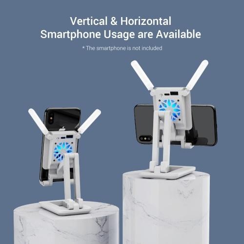 Foldable Desktop Smartphone Stand Tablet Bracket Phone Holder