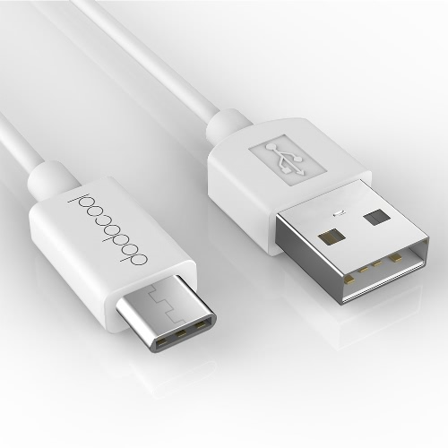 dodocool 3.3ft / 1m USB Type C to USB 2.0 (USB-C to USB-A) 3A Charge Sync Cable