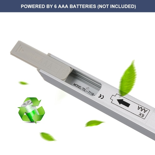 20 LEDs Motion Sensor LED Lights Under Cabinet Closet Light Night Lamp for Closet Wardrobe Drawer Cupboard Light