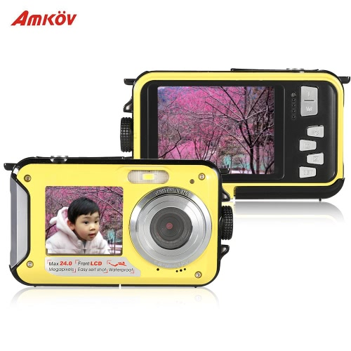 Amkov Double Dual LCD-Display 2,7