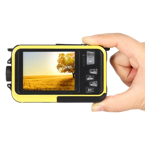 Amkov Doppel Dual Digital Kamera Camcorder