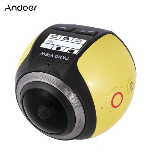 Andoer V1 cámara de 360 grados
