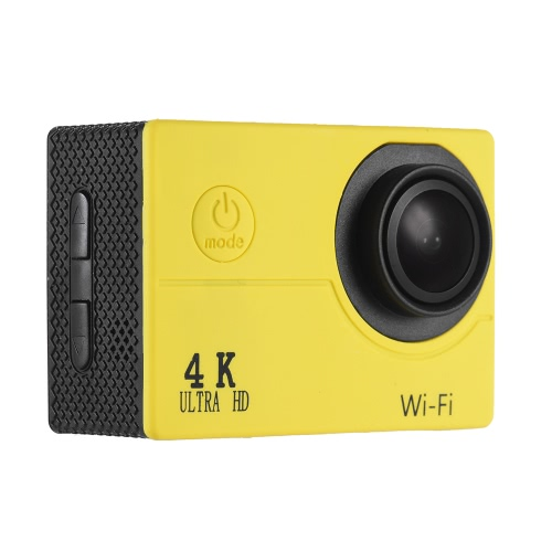 "2 ""LCD V3 4K 30fps 16MP WiFi Action Sports Caméra"