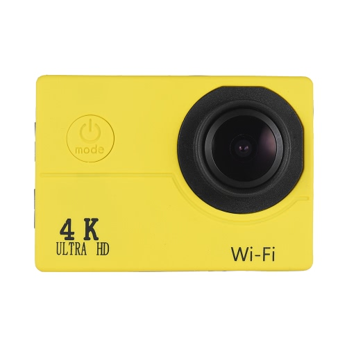 4K 30fps 16MP WiFi Action Sports Camera