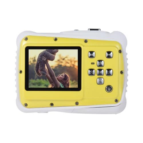 Kompaktowy aparat cyfrowy HD 720P