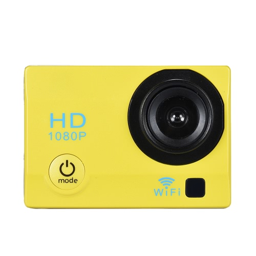 "2 ""wyświetlacz LCD 12MP 1080P WiFi Action Sports Camera"