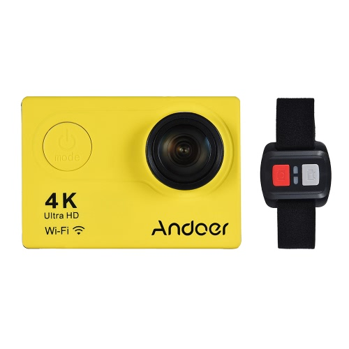 Andoer AN6000 V3 4K 30fps 16MP WiFi Action Sports Camera