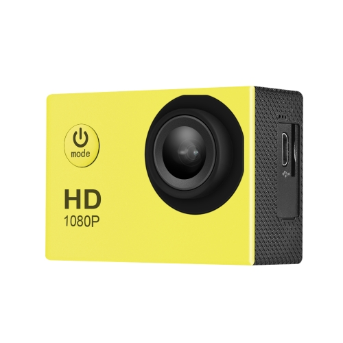 2inch LCD 1080P 12MP Action Sports Camera