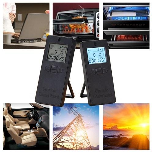 Portable Digital UV Ultraviolet Radiation Detector