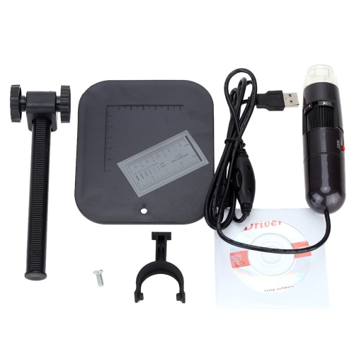 50-1000X 8LED USB Digital Microscope
