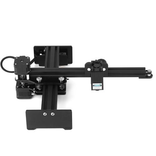 30w Laser Engraving Machine Mini Desktop Laser Engraver Printer Portable Carver DIY Laser Logo Mark Printer Working Area 170*200mm