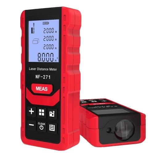 50m/164ft Mini Handheld Digital Laser Distance Meter