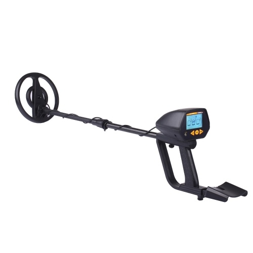 Small Metal Finder with DISC & ALL METAL Dual Modes LCD Metal Gold Digger Treasure Seeker Finder with Backlight Underground Metal Detector for Kids Ch