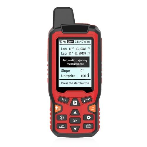 Handheld USB Navigation Track Area Calculation Meter GPS Land Area Measure Meter