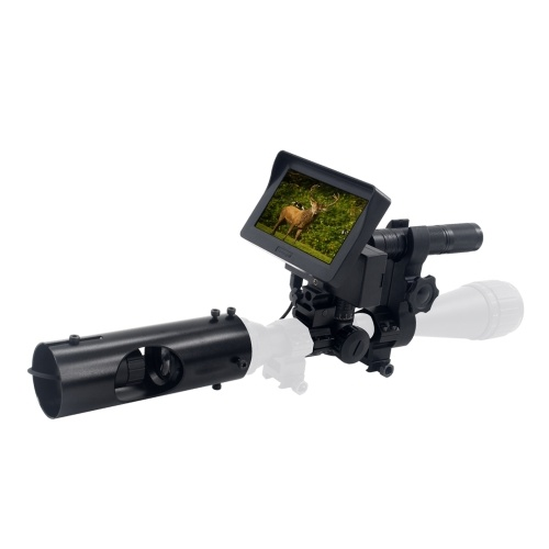 HD720P 3MP Video Recording Night-vision Device Gleam And Infrared Telescope Night-vision Instrument Night-vision With A Flashlight Night-Vision Device