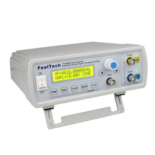 Высокой точности цифровой DDS двухканальный функция сигнала источника генератор произвольных сигналов/пульс частоты метр 12Bits 250MSa/s синусоиды 12 МГц