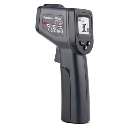 Digital Infrared Thermometer Single/Double Laser Non-Contact Object Temperature Measurement Tool 7 Types Optional