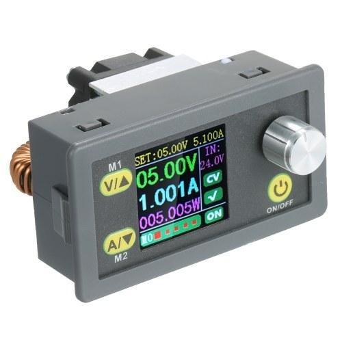 Digital Control Module 5A 80W Constant Voltage Current Programmable Power Supply Module Adjustable Voltage Regulator Data Storage DC Power Module