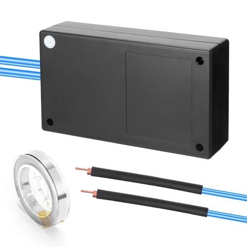 Mini saldatrice a punti portatile regolabile a 6 marce con ritardo di attivazione di 8 secondi per l'uso di batterie al litio cilindriche