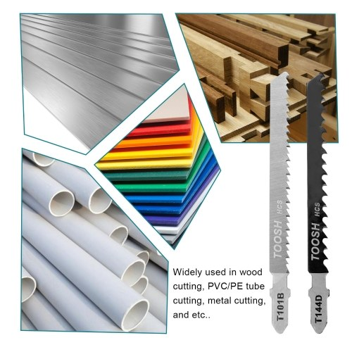 60pcs Reciprocating Saw-Bit Hand Saber Sawblade for Wood Metal Cutting Power Tools Accessories