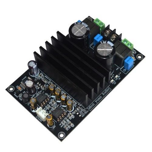 TPA3255 Class D Digital Power Amplifier Board DC 24-48V 2.0 Channel Mini Digital Audio Stereo Amplifier PCB Board 300W + 300W for Audio System DIY Speakers E17760