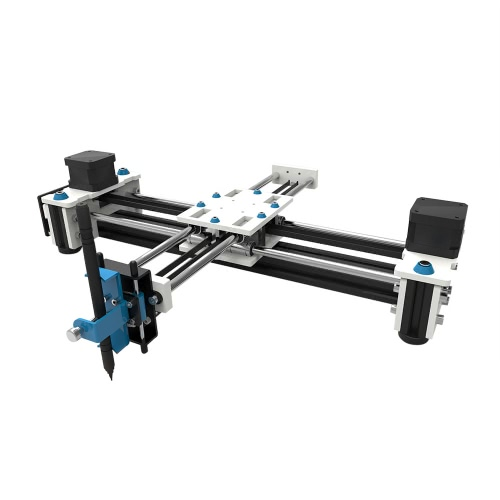 EleksMaker Desktop EleksDraw USB DIY XY Plotter Stylo à dessin Robot Drawing Machine 100-240V