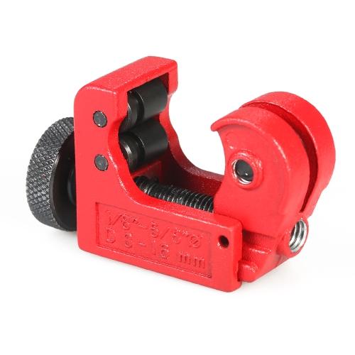 """Diametro della taglierina tubo di taglio mini tubo e tubo tagliato da 3-16mm (1/8 """"-5/8"""") Grade industriali pesanti per refrigerazione"""