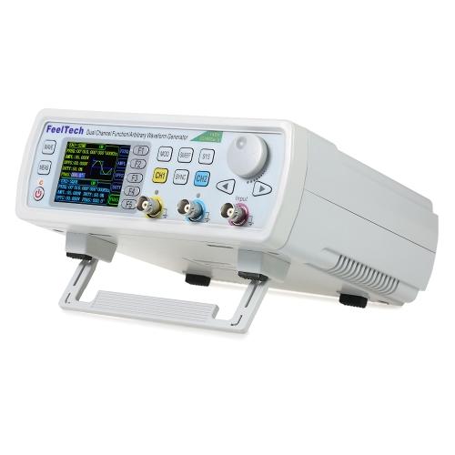 Alta precisione Digital DDS Funzione a doppio canale / generatore arbitrario 250MSa / s 8192 * 14 bits Misuratore di frequenza VCO Burst AM / PM / FM / ASK / FSK / PSK Modulazione 30MHz