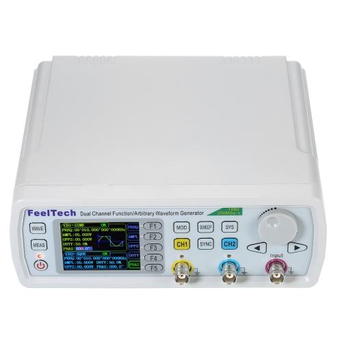 高精度デジタルDDSデュアルチャンネル機能信号/任意発生器250MSa / s 8192 * 14ビット周波数メーターVCOバーストAM / PM / FM / ASK / FSK / PSK変調30MHz