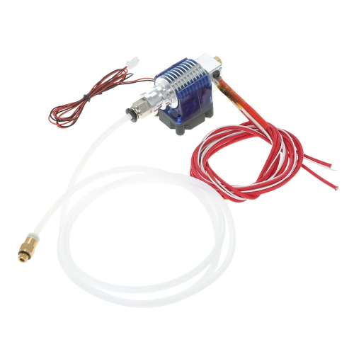 E3D V6 J-head Hotend Kit 0.4mm Nozzle 1.75mm Filament for Bowden/RepRap 3D Printer Extruder Head