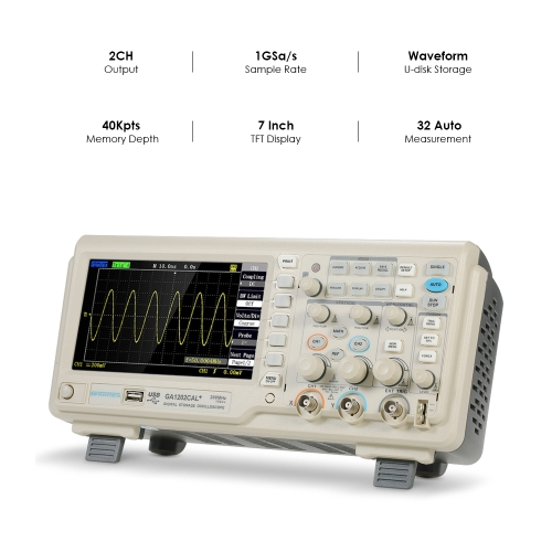 Digital Oscilloscope Scope Meter