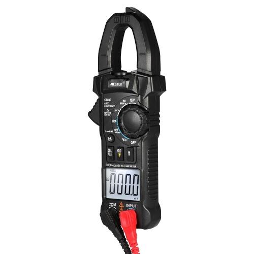 Multimetro digitale a pinza amperometrica LCD True RMS MESTEK professionale