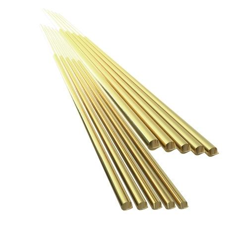 真鍮溶接ワイヤ電極