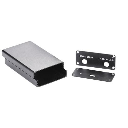 Ricevitore sintonizzatore USB Full Band UV HF RTL-SDR 100KHz-1.7GHz Kit fai-da-te Antenna U / V