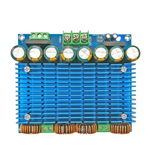 XH-M252 AC 24V Stereo TDA8954TH Dual Chip 2 * 420W Amplifier Board