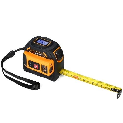 SNDWAY Digital Laser Distance Meter Rangefinder 40m