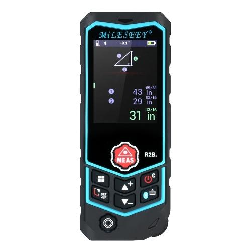 MiLESEEY Télémètre laser Bluetooth