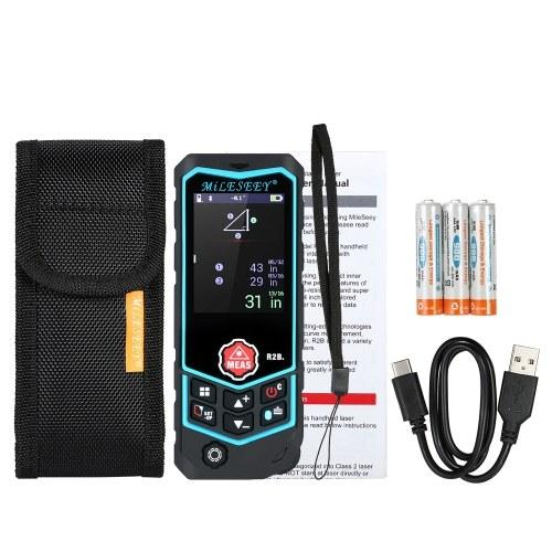 MiLESEEY Bluetooth Laser Distance Meter