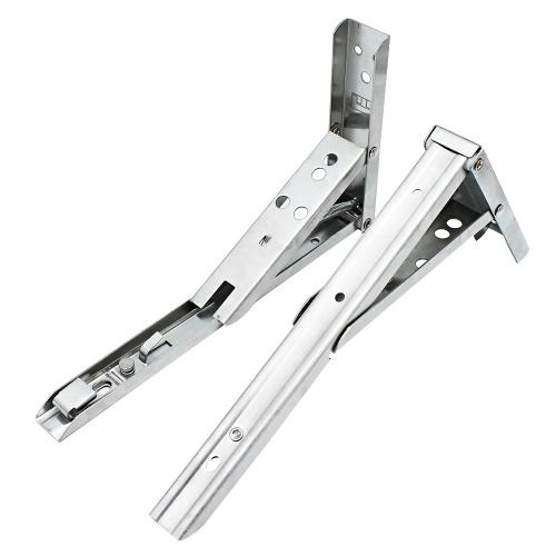 2 piezas Soportes triangulares Soportes de