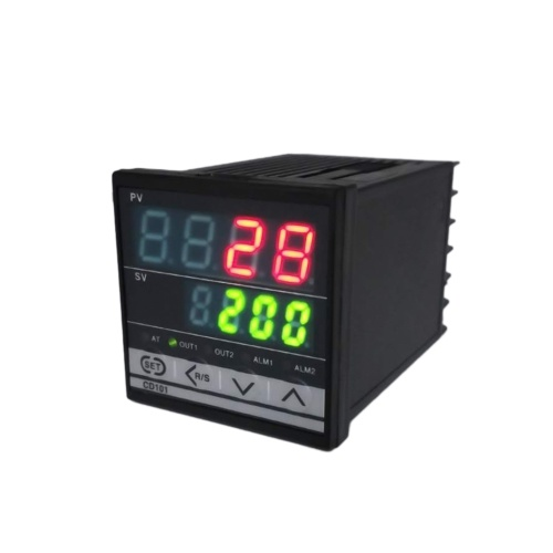 Digital PID dual display Temperature Controller Max Test Temperature 1372 Degree Thermoregulator with Alarm Relay Output CD101